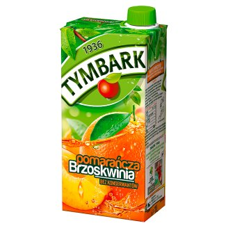 Tymbark Orange Peach Drink 1 L