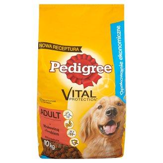 Pedigree Vital Protection Adult z wołowiną & drobiem Karma pełnoporcjowa 10 kg