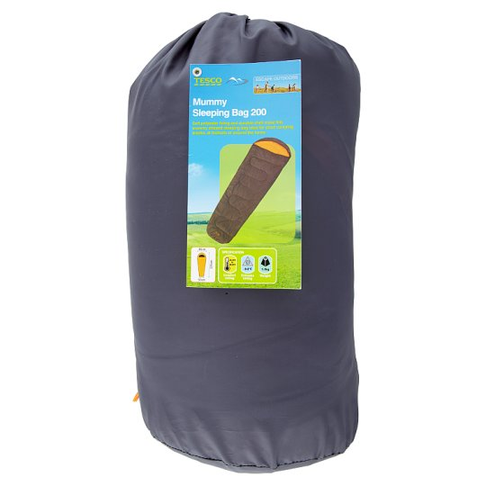 Tesco Mummy Sleeping Bag