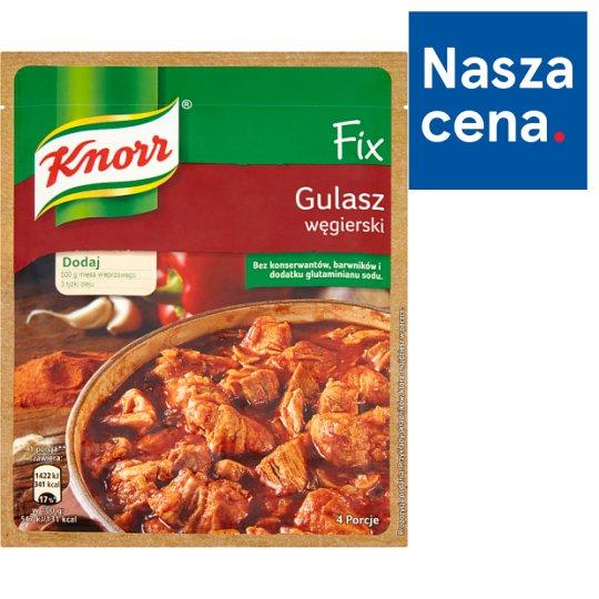 Knorr Fix Hungarian Goulash 51 g