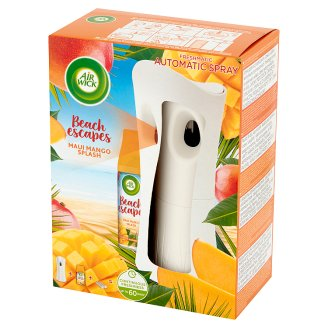 Air Wick Life Scents Warm Apple Crumble Freshmatic Autospray and Refill 250 ml