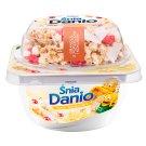 Danone ŚniaDanio Vanilla Flavour Granola with Currant and Coconut Fromage Frais 144 g