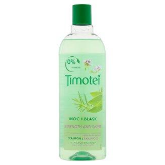 Timotei Strength and Shine Shampoo 400 ml
