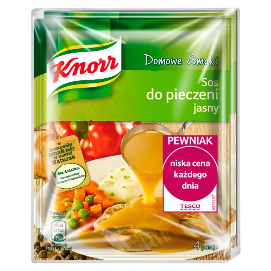 Knorr Domowe Smaki Bright Sauce for Roast 2 x 25 g