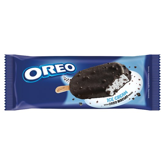 Oreo Cream Flavoured with Cocoa Biscuits Ice Cream 110 ml