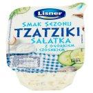 Lisner Smak Sezonu Tzatziki Sałatka z ogórkiem i czosnkiem 140 g