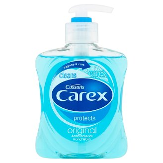 Carex Original Antibacterial Hand Wash 250 ml