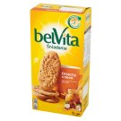 belVita Śniadanie Nuts + Honey Wholemeal Cakes 300 g (6 x 4 Pieces)