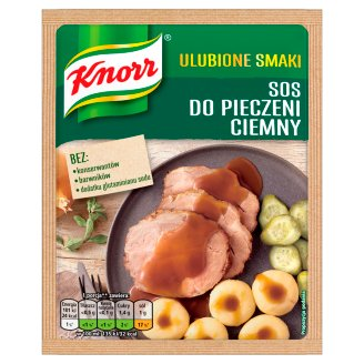 Knorr Ulubione Smaki Dark Sauce for Roast 29 g