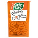 Tic Tac Orange Flavoured Sugar Coated Sweets 18 g