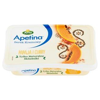 Arla Apetina Papaya and Curry Cream Cheese 125 g