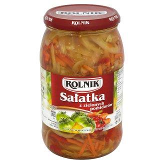 Rolnik Sałatka z zielonych pomidorów 850 g