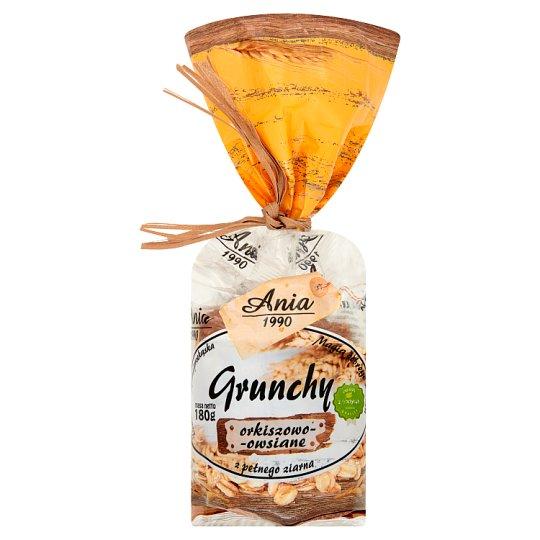 Ania Spelt-Oats Grunchy 180 g