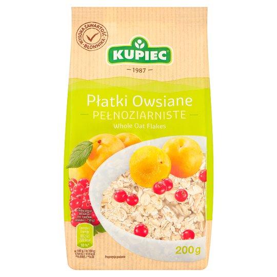 Kupiec Whole Oat Flakes 200 g