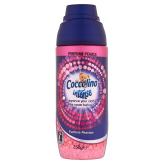 Coccolino Intense Fuchsia Passion Perfume Pearls 250 g