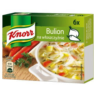 Knorr Vegetable Stock Cube 60 g (6 Cubes)