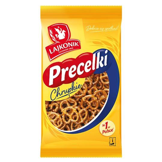 Lajkonik Crisp Pretzels 130 g