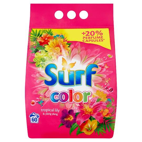 Surf Color Tropical Lily & Ylang Ylang Washing Powder 3.9 kg (60 Washes)