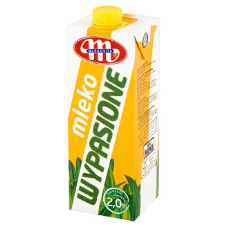 Mlekovita Wypasione Milk 2.0% 1 L