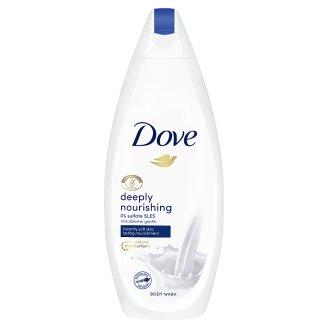 Dove Deeply Nourishing Żel pod prysznic 250 ml