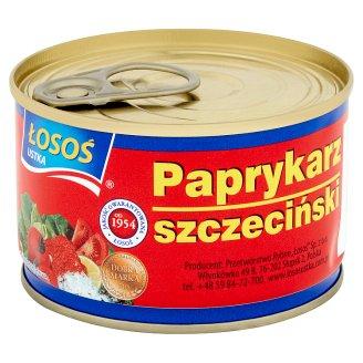 Łosoś Ustka Szczeciński Paprikash 170 g