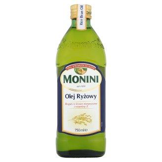 Monini Rice Bran Oil 750 ml
