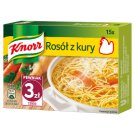 Knorr Chicken Broth 150 g (15 Pieces)