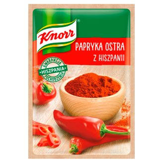 Knorr Hot Paprika from Spain 20 g