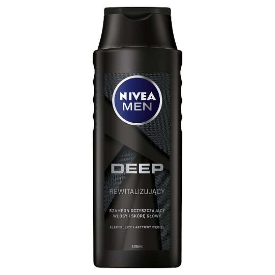 NIVEA MEN Deep Revitalizing Shampoo 400 ml