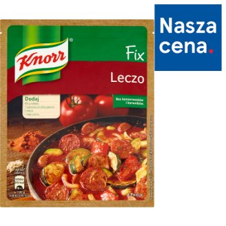Knorr Fix Letcho 35 g