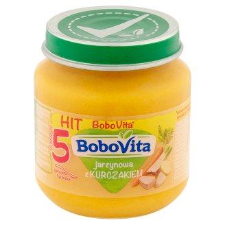 BoboVita Vegetable with Chicken after 5 Months Onwards 125 g