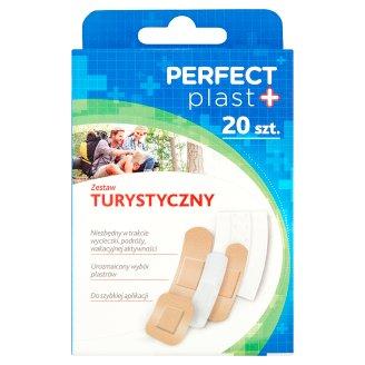 Perfect plast Tourist Set Band-Aid 20 Pieces