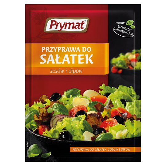 Prymat Salads Sauces and Dips Seasoning 20 g