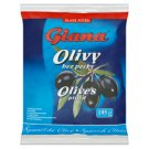 Giana Spanish Black Olives Pitted in Brine 195 g