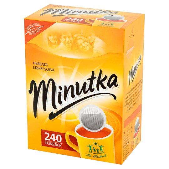 Minutka Herbata czarna 336 g (240 x 1,4 g)