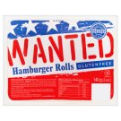 Balviten Hamburger Rolls 140 g (2 Pieces)