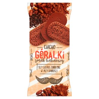 Góralki Cocoa Flavoured Cookies with Milk-Cocoa Filling 38 g