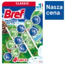 Bref WC Power Aktiv Pine Toilet Rim Block 3 x 50 g
