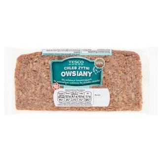 Tesco Oat Rye Bread 400 g