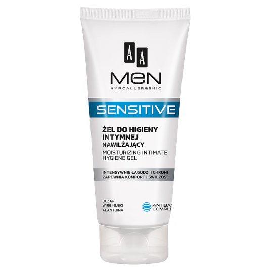AA Men Sensitive Moisturizing Intimate Gel 200 ml