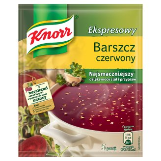 Knorr Express Red Beetroot Soup 53 g