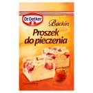 Dr. Oetker Backin Proszek do pieczenia 3 x 15 g