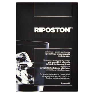 Riposton Dietetyczny środek spożywczy specjalnego przeznaczenia medycznego 8,28 g (2 saszetki)