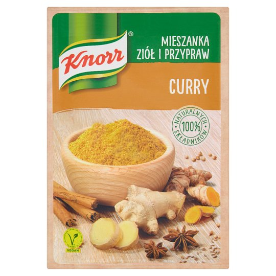 Knorr Curry Herbs and Spices Mix 20 g