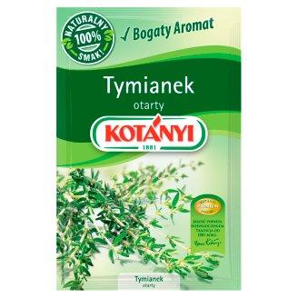 Kotányi Rubbed Thyme 11 g