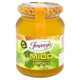 Impresja Linden Nectar Honey 470 g