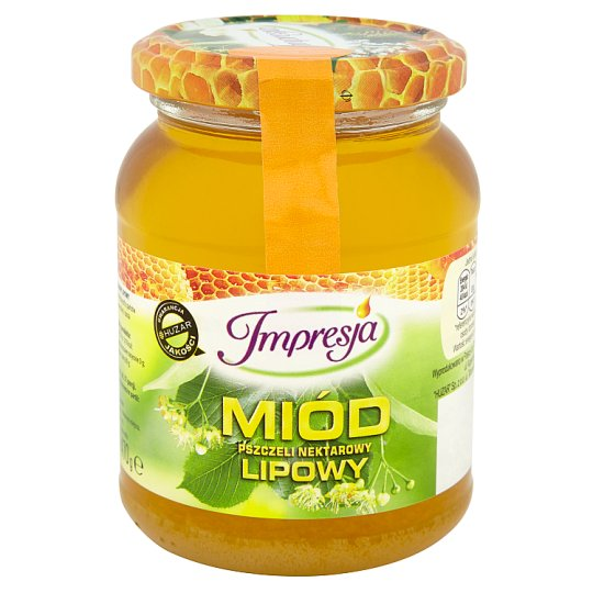 Impresja Linden Nectar Honey 470 g