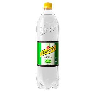 Schweppes Mojito Napój gazowany 1,4 l