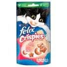 Felix Crispies Salmon and Trout Flavoured Cat Treats 45 g
