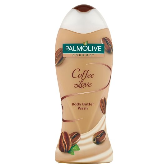 Palmolive Gourmet Coffee Love Body Butter Wash 500 ml